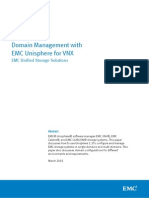 EMC VNC Domain Management Wp