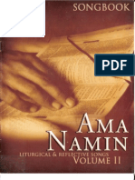 Ama Namin 2 - Elim Music-Songbook