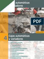 Curso Cajas Automaticas Variadores Partes Componentes Funcionamiento Verificacion