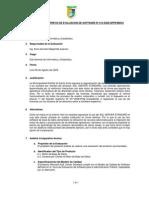 INF TECNICO DE SOFTWARE Nº 012