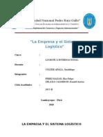 La Empresa y El Sistema Logistico (3)