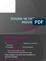 sound in the movies set 2