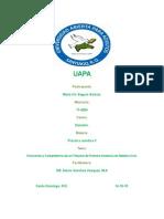 Funciones y Competencia de Un Tribunal de Primera Instancia en Materia Civil