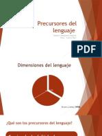 Desarrollo Lingüístico y Dimensiones Del Lenguaje