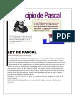 Ley Pascal