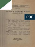 Atilio Cornejo Las Constituciones de La Provincia de Salta