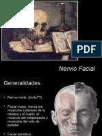 Nervio Facial, Glosofaringeo, Neumogastrico e Hipogloso