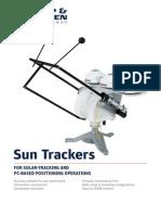 Kipp & Zonen Brochure Sun Trackers