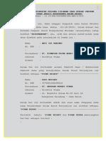 Surat Kesepakatan Skbdn. Pa Jhonsondoc