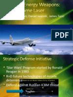 New Strategic Weapons