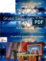 Grupo Sanguineo Y Rh