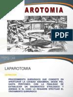 Tec Op 08 - 2013 I - Laparotomias