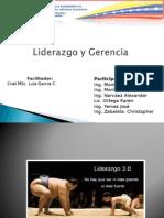 El Liderazgo.ppt