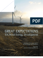 Governors' Wind Energy Coalition 2010 Wind Energy Recommendations