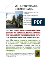 Vota No Autostrada Pedemontana
