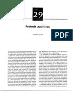 Cap.29 Protesis Auditiva (Tratado de Otologia y Audiologia)
