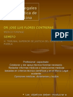 Aspectos Legales Practica Médica