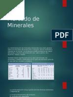 Mercado de Minerales