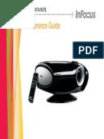 Projector Manual 3156