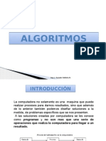 Algoritmos Primera Parte