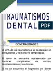 Clase Traumatismos dentales