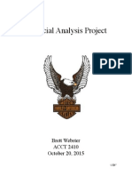bw - financial analysis proj