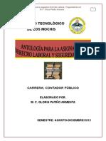 CP Antologia Laboral y s. Social