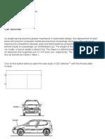 Car Bonnet manufacturing