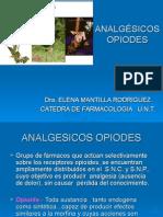 ANALGÉSICOS OPIODES 2014.ppt