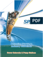 MSIG Volume III - Sewer Networks and Pump Stations