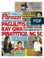 Pinoy Parazzi Vol 8 Issue 127 October 21 - 22, 2015