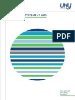 UHY Capability Statement 2015