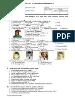 IPS Kelas VIII