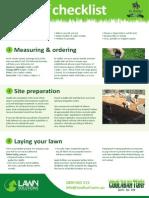 DIY lawn care - Turf Care, Grass maintenance tips