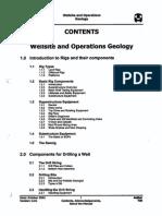Wellsite Manual