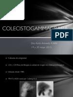 COLECISTOGAMMAGRAFIA 2015