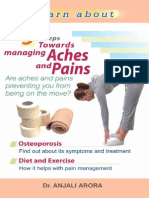 5 Steps Towards Managing Pain