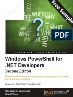 Windows PowerShell for .NET Developers - Second Edition - Sample Chapter