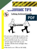 Lifting Awkward Poster