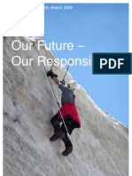PricewaterhouseCoopers Corporate Responsibility Report 2009