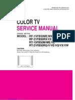 LG service manual