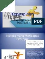 Kursus Kepimpinan & Pengurusan