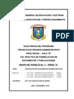 4ta. Practica Calificada (Hoja Previa - 2015)