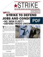 airSTRIKE Bulletin www.socialistparty.org.uk