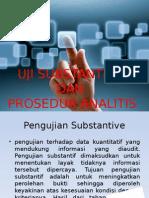 Audit Uji Substantive