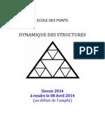 Devoir Dynamique des Structures.pdf