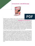 Desintegrador De Grasa Revisión - Gratis PDF Descargar