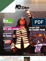 Vervezine Issue 1 - 2009-10