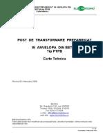 Documentatie Post de Transformare in Anvelopa de Beton