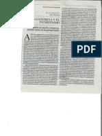 La Gangrena y El Patriotismo, Juan Manuel de Prada